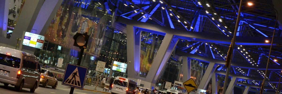 Suvarnabhumi Airport BKK