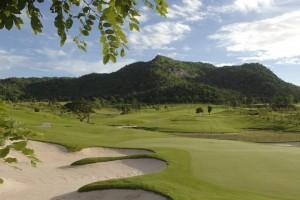 Thailand Golf Black Mountain