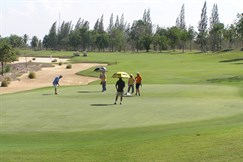 Thailand Golf Springfield Royal View 2